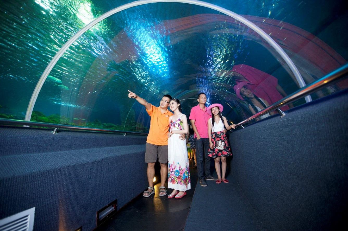 Vietravel tổ chức tour nghỉ dưỡng cho 300 du khách BIDV Nha Trang