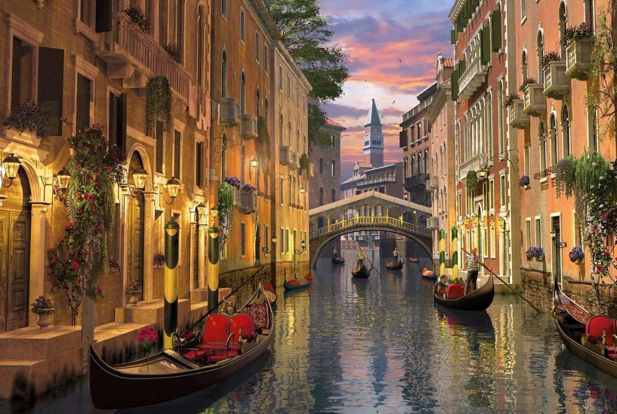 2. Venice, Italy