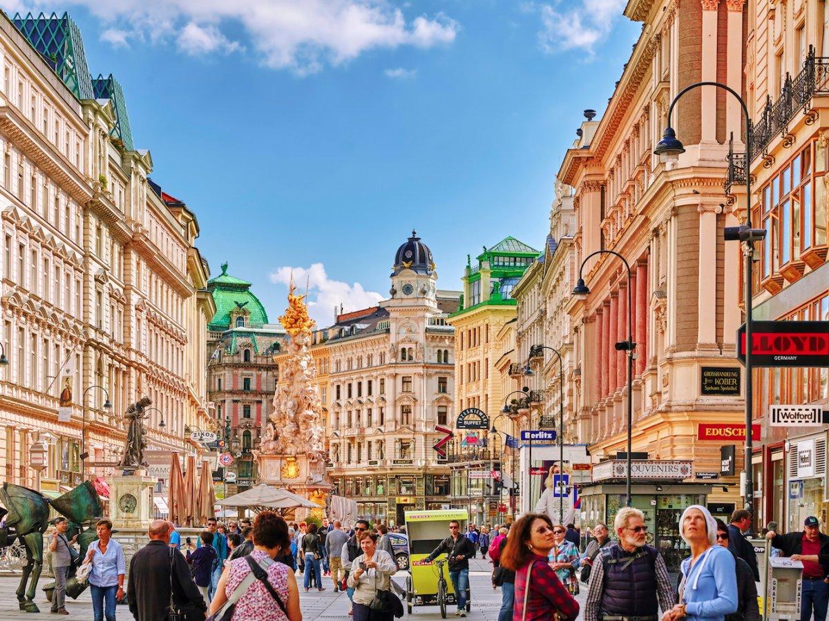18. Vienna, Austria