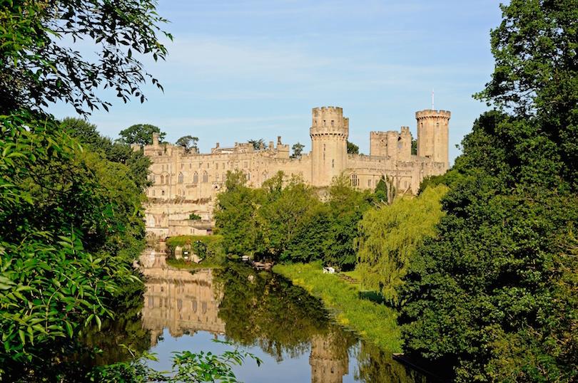9. Warwick Castle