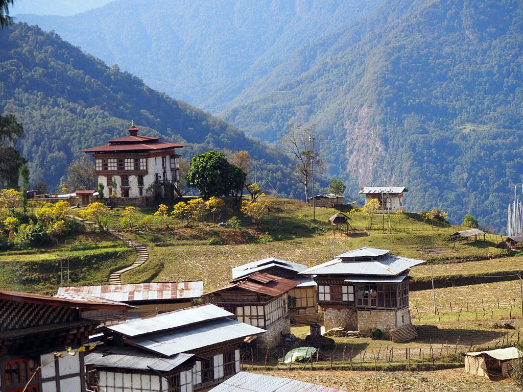 Walk through welcoming villages