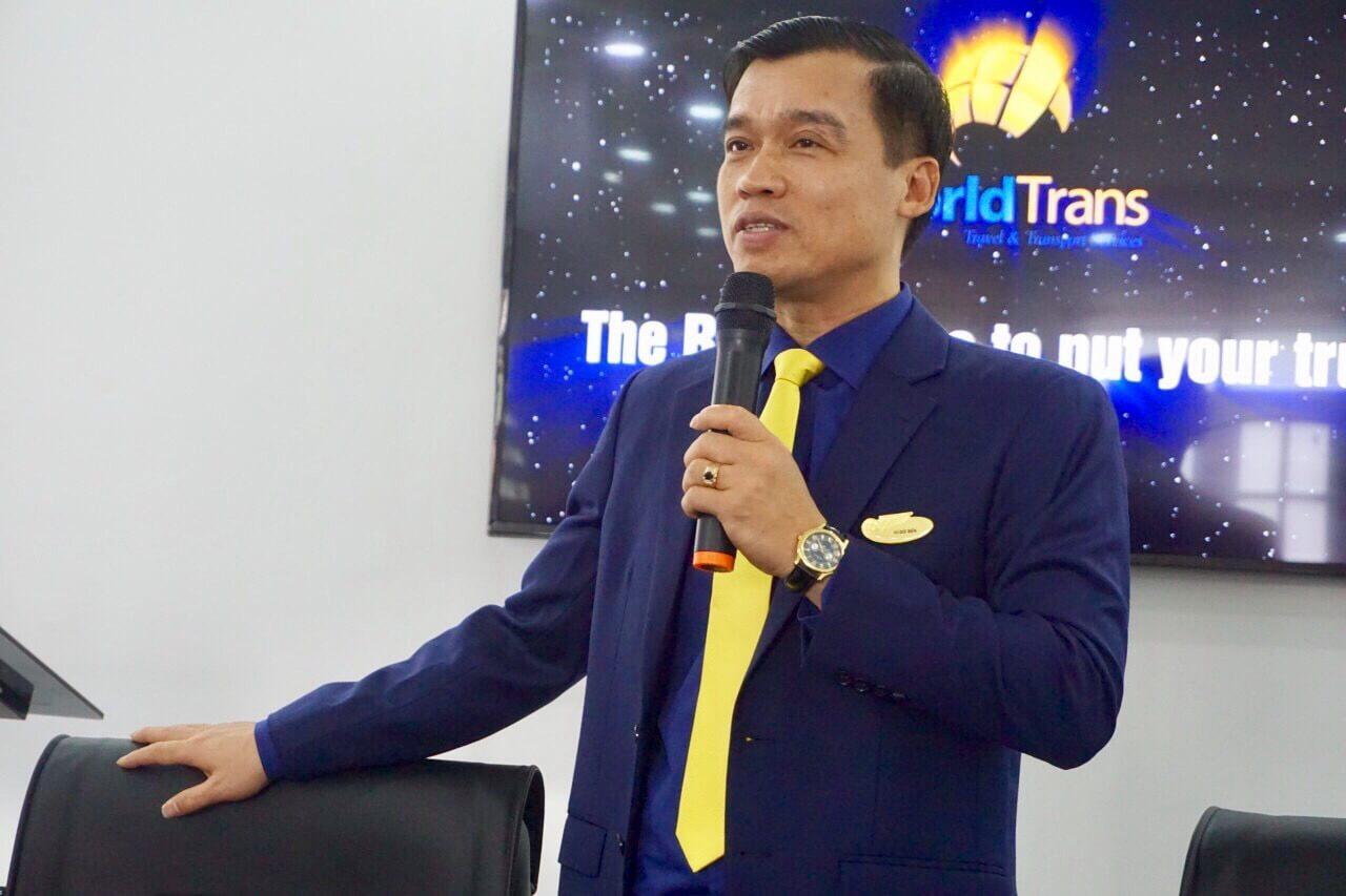 WorldTrans khai trương trụ sở mới tại TP.HCM