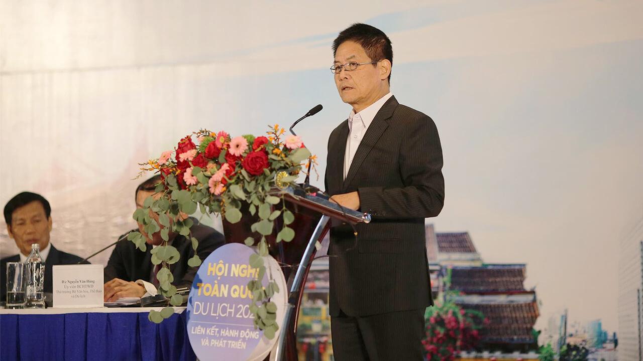 Vietravel đề xuất giải pháp phục hồi ngành du lịch tại Hội nghị toàn quốc du lịch 2020