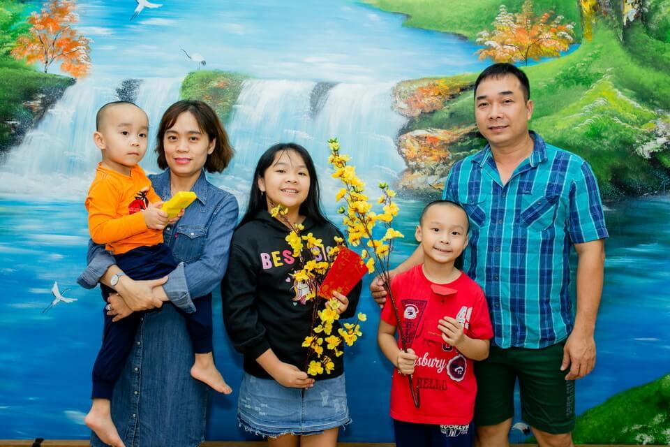 Khám phá Đài Loan cùng gia đình anh Trần Quốc Cường