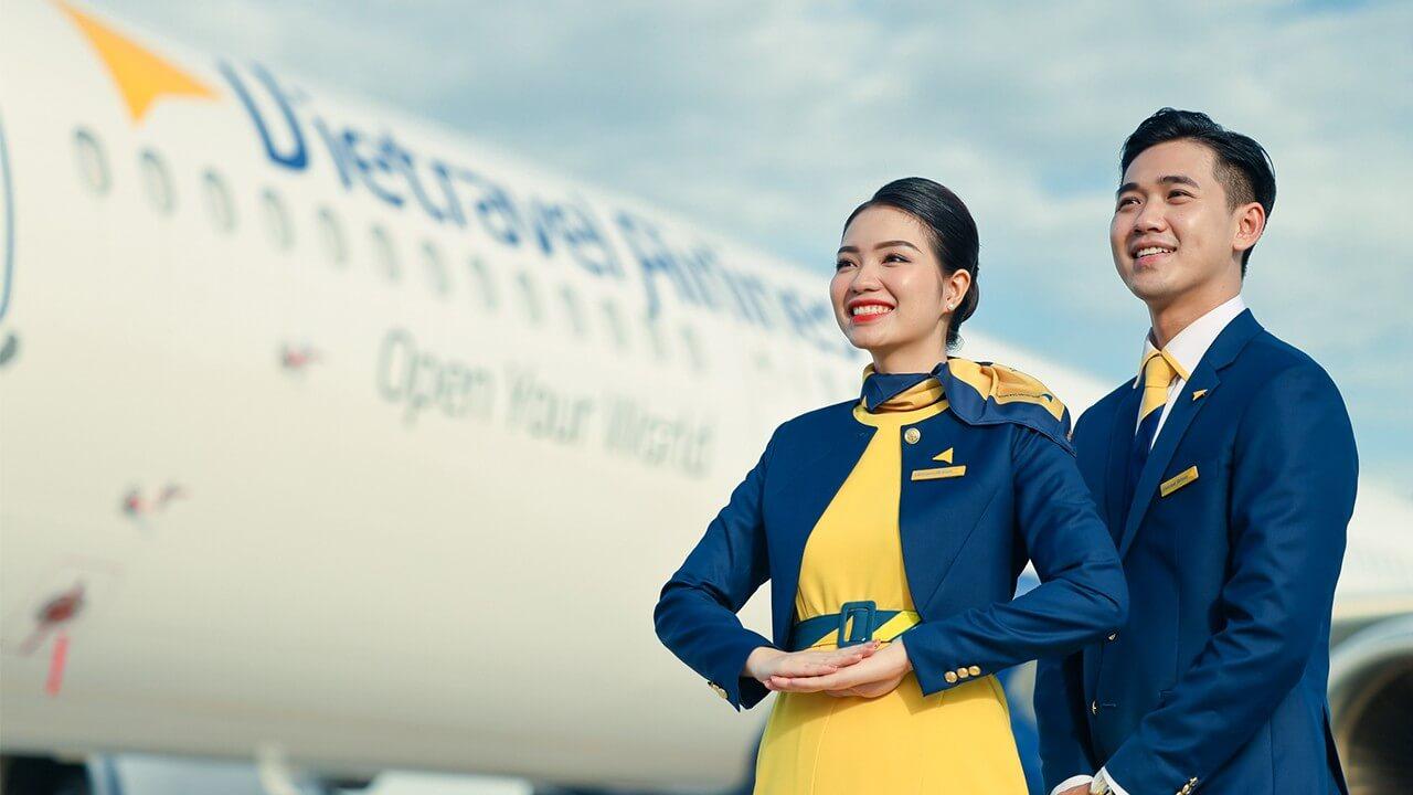 Đột nhập hậu trường buổi chụp đồng phục Tiếp viên Vietravel Airlines