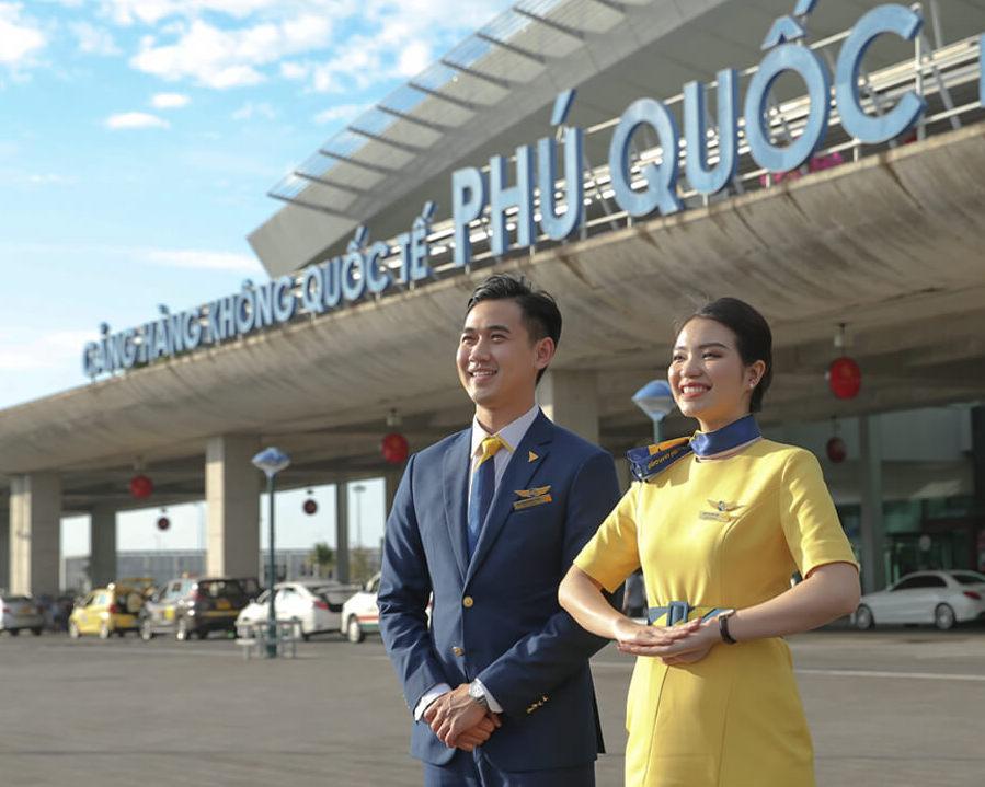 Cùng Vietravel Airlines Khám Phá Đảo Ngọc Phú Quốc