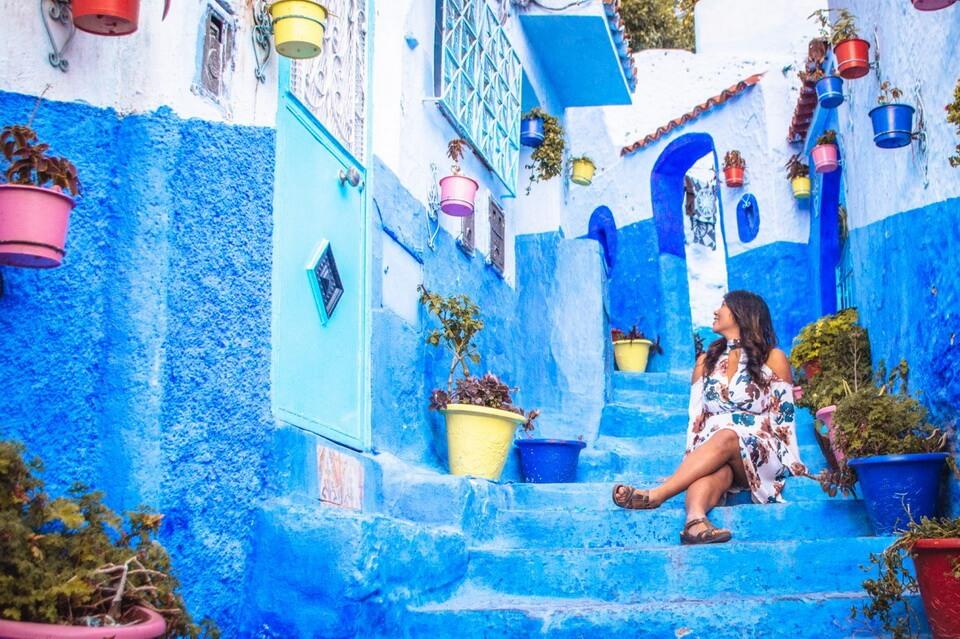Morocco - xứ sở '1.001 đêm'
