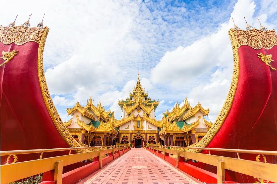 Hành hương miền tâm linh Myanmar