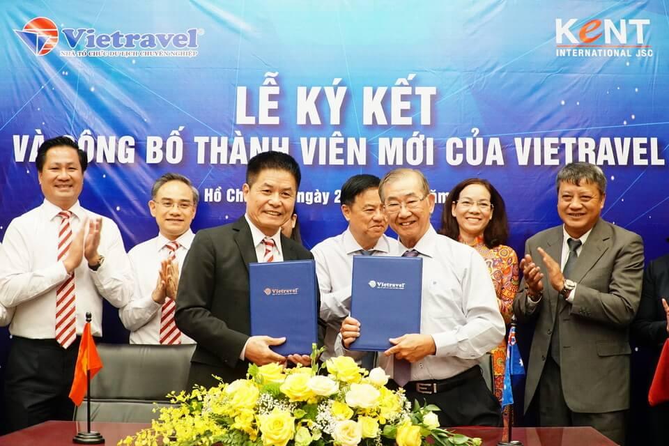 Lễ Công bố Thành viên mới của Vietravel