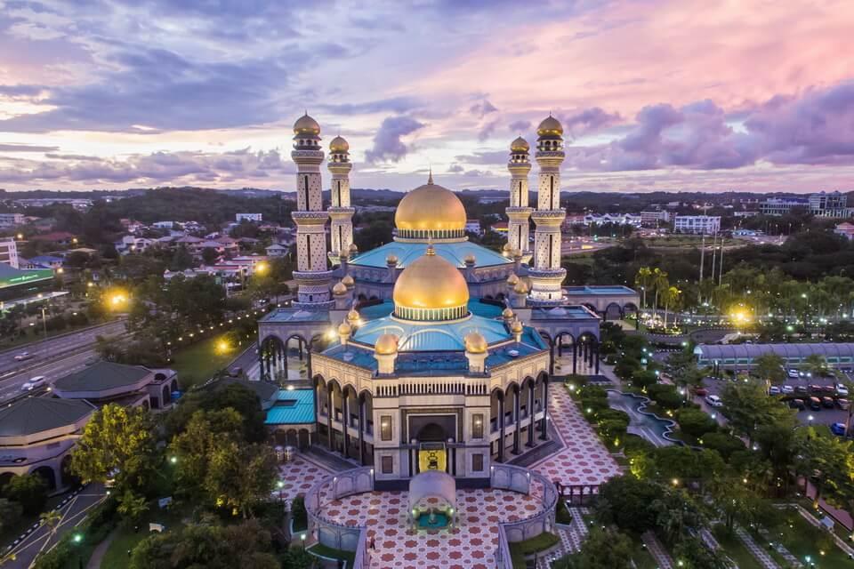 Rực rỡ những sắc màu Hồi giáo