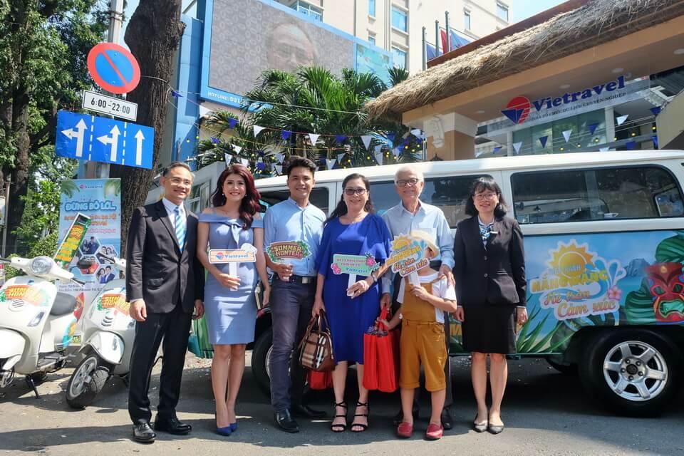 'Sao Việt' gợi ý cách du lịch cho người bận rộn