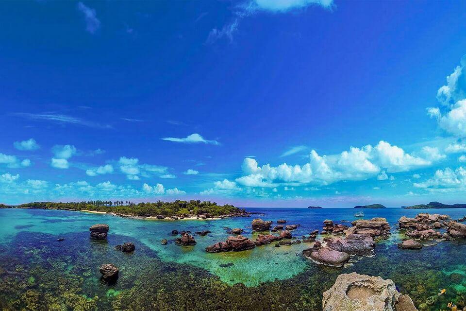 Du ngoạn 4 hòn đảo 'tuyệt tác' của Phú Quốc