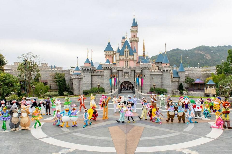 Các công viên giải trí mùa hè trẻ em nào cũng mê