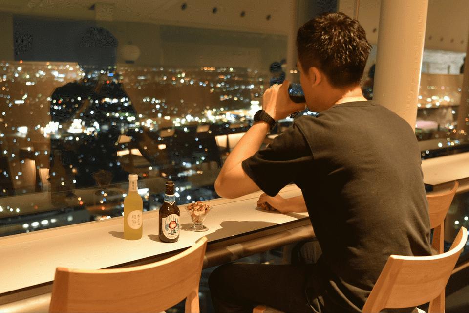 Đi đâu để vừa ngắm toàn cảnh Ibaraki, vừa thưởng thức rượu và các món ăn ngon