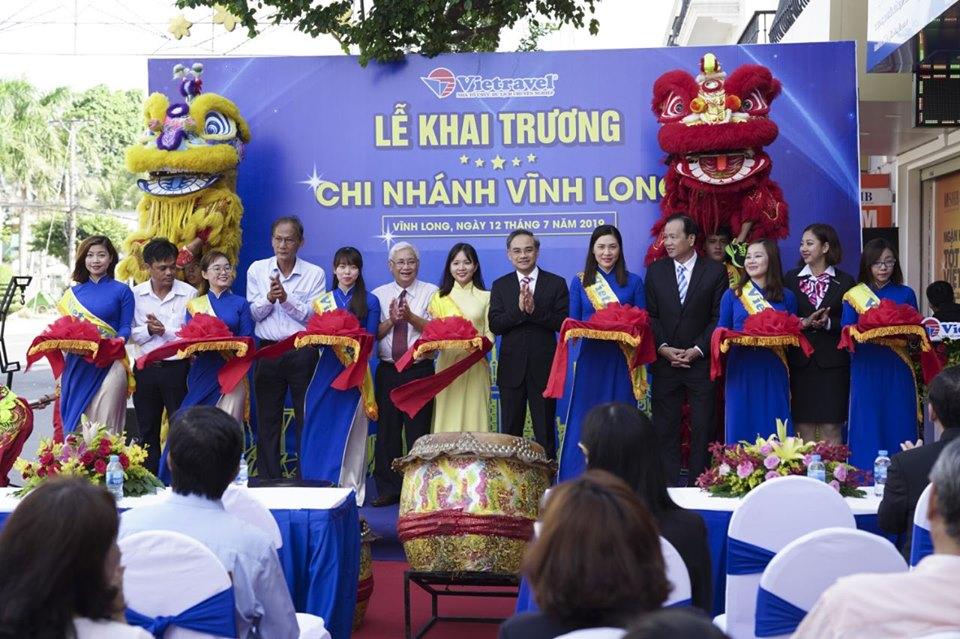 Vietravel Tây Nam Bộ chào mừng thành viên mới, tưng bừng khuyến mại khai trương chi nhánh Vĩnh Long (12 - 20/7/2019)