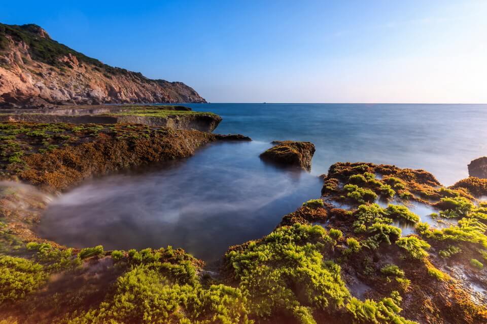 'Chill phết' 5 thiên đường biển đảo Nam Trung Bộ