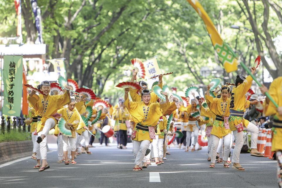 Nét bình dị và giàu truyền thống từ cuộc sống và văn hóa tại Tohoku