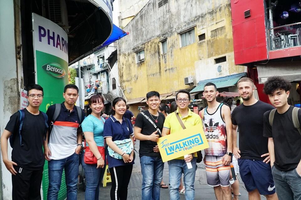 Vietravel khai thác hiệu quả du lịch nội địa và thu hút khách quốc tế với 'Free Walking Tour'