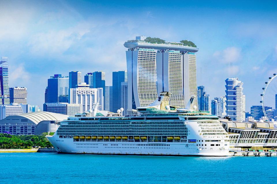 Trải nghiệm du thuyền 5 sao trong hành trình Singapore - Malaysia