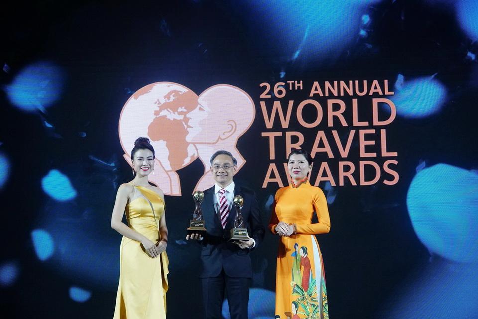 Vietravel được vinh danh tại Giải Thưởng Du Lịch Thế Giới World Travel Awards 2019