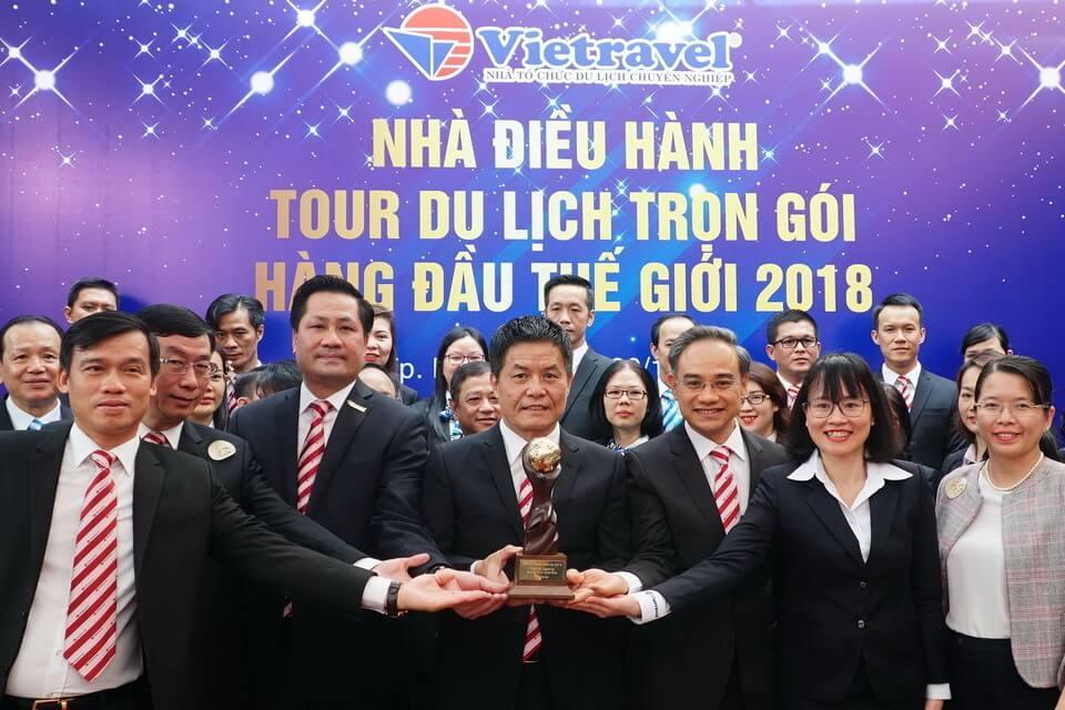 Hành trình rước cúp du lịch thế giới 'World Travel Awards'