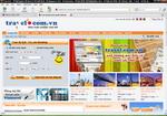 Travel.com.vn khẳng định vị trí số 1 của website  thương mại điện tử xuất sắc nhất năm 2008 của ngành du lịch Việt Nam