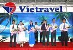 Sôi động cùng hội thi Hướng dẫn viên giỏi Vietravel năm 2007