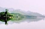 Hồ Khởn - điểm du lịch sinh thái ở Hàm Yên (Tuyên Quang)