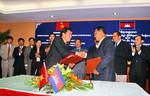 Vietravel tham gia tổ chức chương trình quảng bá và ký kết hợp tác phát triển du lịch giữa Tp. Hồ Chí Minh và Phnom Penh