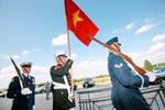 Lần đầu tiên lá cờ Việt Nam tung bay tại miền Tây nước Mỹ