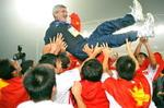 Đội tuyển bóng đá Việt Nam vô địch Đông Nam Á