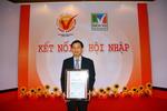 """Công ty du lịch Vietravel đón nhận danh hiệu """"doanh nghiệp dịch vụ được hài lòng nhất năm 2008"""""""