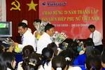 """Vietravel tổ chức Ngày hội """"Khéo tay hay làm"""" chào mừng 80 năm ngày thành lập Hội liên hiệp Phụ nữ Việt Nam (20/10/1930 – 20/10/2010)"""