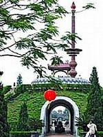 Thành cổ Quảng Trị - Ðiểm du lịch hấp dẫn