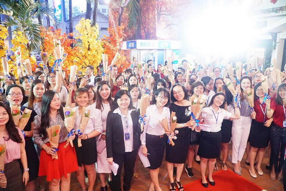 Vietravel tưng bừng tổ chức các hoạt động mừng Ngày Phụ Nữ Việt Nam (20/10/2018)