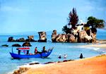 Khách du lịch đến Quảng Ngãi ngày càng tăng