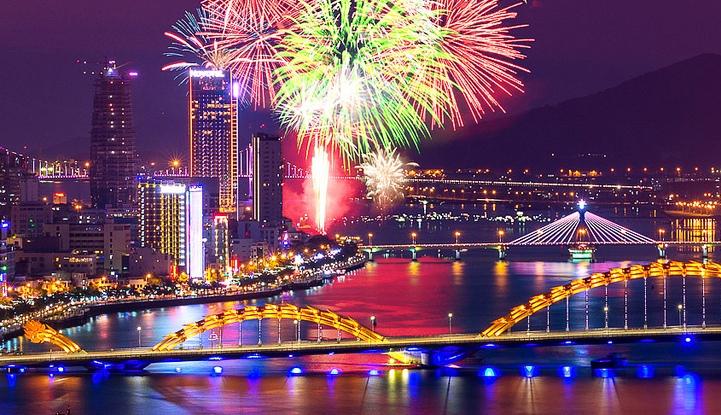 Lễ hội Pháo hoa Quốc tế Đà Nẵng 2015 - Đại tiệc màu sắc