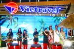 Các hoạt động của Vietravel tại hội chợ ITE năm 2007