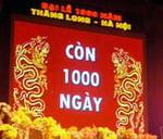 Celebration of Thang Long-Hanoi 1,000th anniversary raises the city's position