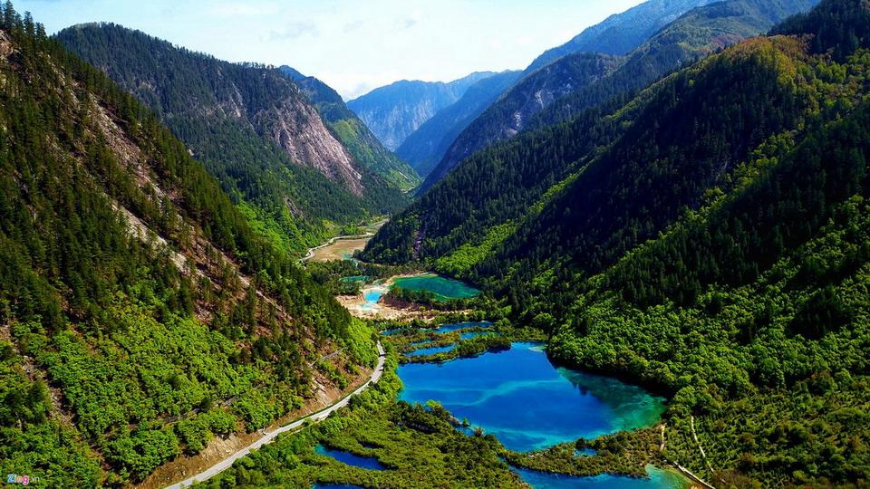 Thiên đường tuyệt sắc Cửu Trại Câu