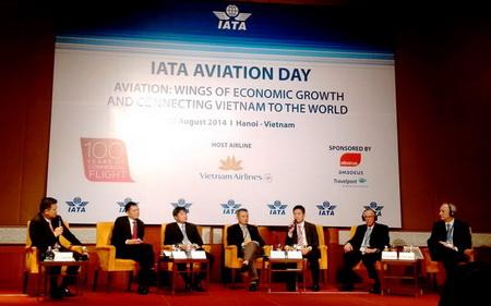 Vietravel tham gia hội thảo hàng không Aviation Day 2014