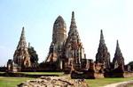 Thailand picks Ayuthaya for World Expo bid
