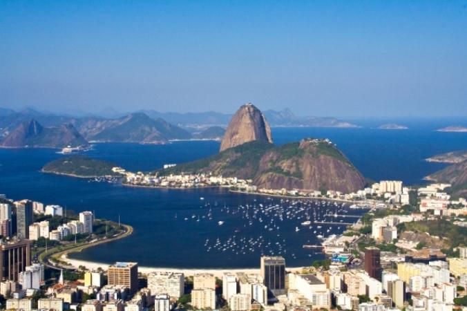 """Nam Mỹ - """"Hành tinh xanh"""" đầy sôi động"""
