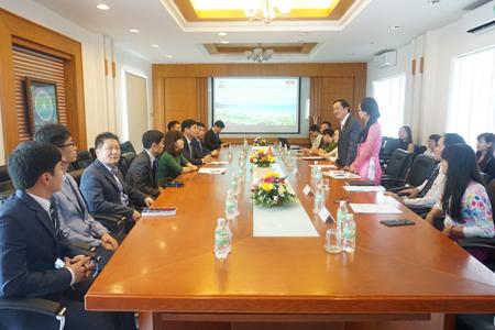 Vietravel phối hợp UBND thành phố Nha Trang tiếp Đoàn Đại biểu Quận Trung - Incheon - Hàn Quốc