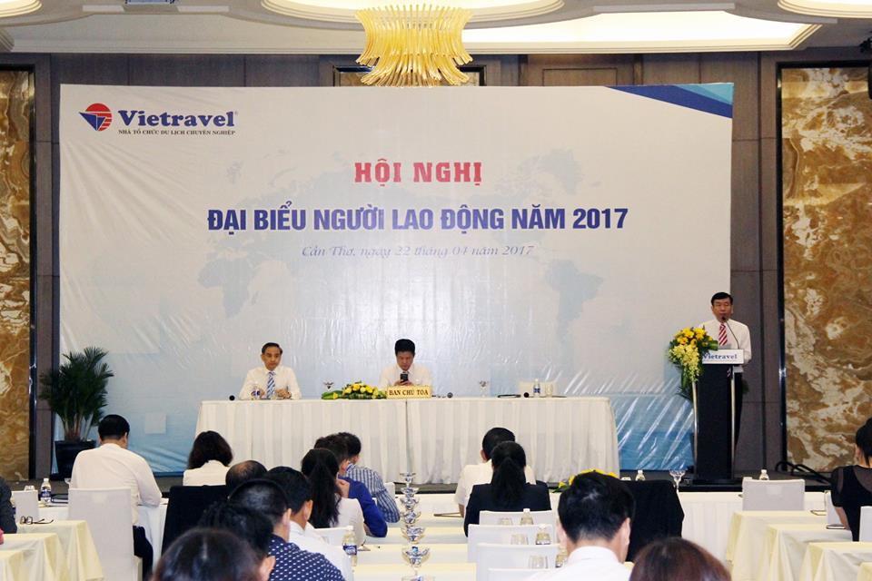 Hội nghị Đại biểu người lao động năm 2017