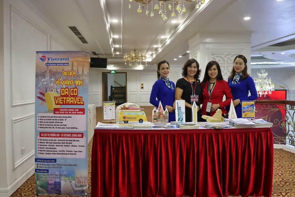 Vietravel Quảng Ninh tham dự Hội Ngộ Đỉnh Cao BNI 2018