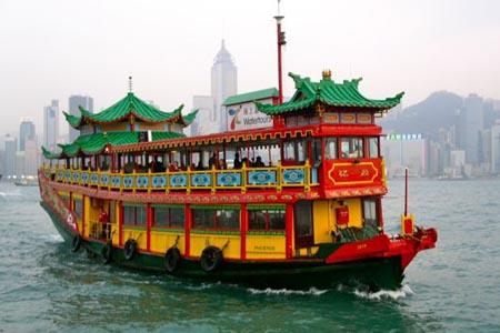Rực rỡ sắc màu Hồng Kông