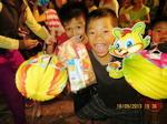 "VIETRAVEL VUNG TAU ORGANIZES ""AFFECTIONATE FULL-MOON NIGHT"" FOR POOR CHILDREN"