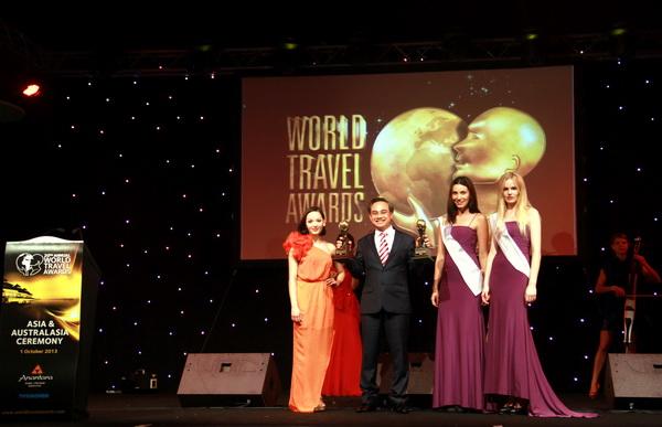 VIETRAVEL AT THE WORLD TRAVEL WARDS (WTA) ASIA & AUSTRALASIA GALA CEREMONY