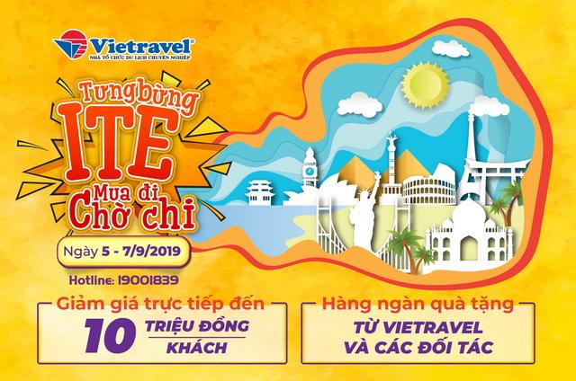Có gì 'hot' tại Hội chợ Du lịch Quốc tế ITE 2019?